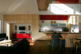 HGTV Dream House.  Final photos of Christopher and Tina Herr's (cq) house in Boulder on December...