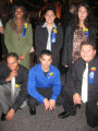 Nov. 11. 2005 - Boys & Girls Clubs of Metro Denver Youth of the Year Dinner. Invesco Field at...