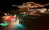 JPM059 -- The home of Alek Komarnitsky (cq), shown Monday night, Dec. 6, 2005 in Layfayette, Colo....