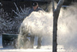 Below zero temperatures greeted metro area residents Wednesday December 7,2005. Wayne Fitzherbert...