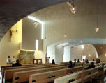 1. Steven Holl designed the Chapel of St Ignatius at Seattle University in Washington State so...
