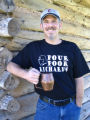 Tony Simmons, brewer, Pagosa Springs Brewing company. Brewer of Poor Richard's Ale SPECIAL TO THE...