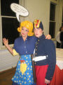 Nov. 12, 2005 - Art Student's League Art & Soul.  Melissa McCarl brought Roy Lichtenstein's...