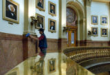 (Denver, Colo., April 12, 2004)  It was a slow afternoon at the Legislature as  many  of our paid...