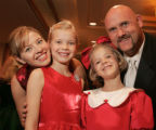 (Denver, Colo., December 2, 2005) Ingher, Cora, Kate Louise, and Jay Leeuwenburg.  The 2005...