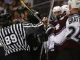 (shot April 14, 2004) -- Stanley Cup Western Conference Quarter Finals -- GAME 4 -- Dallas Stars...