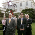 (NYT6) WASHINGTON -- June 8, 2006 -- IRAQ-BUSH-6 -- Karl Rove, White House Chief Policital...
