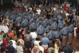 Graduation ceremonies for 32 Colorado State Patrol Officers on Friday June 9,2006.Event was held...