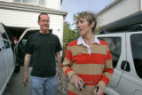 Kirk Derichsweiler arrives at his sister Dana's home in Boulder.  They and a few others will go on...