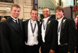(Denver, Colo., June 17, 2006) Young Men of Distinction, left to right:  Jason Kuhn, Jimmy...