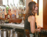 KAS046 Lisa Nieto (cq) works as a bartender at Rialto Restaurant on the 16th Street Mall on...