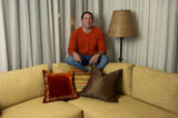 **1/25/06** HW Home co-founder and President Ron Werner sits in his Denver showroom. (DAVID M....