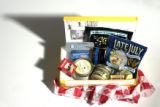 (Denver, Colorado, 2/13/2006) United Airlines is offering customers a new healthy snack box with...
