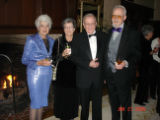 Denver Lyric Opera Guild Patron Party Jan. 2006 - From left, Helen Santilli, Mary Ann Ross, Jack...
