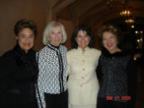 Denver Lyric Opera Guild Patron Party Jan. 2006 - PARTY COMMITTEE: From left, Carol Koclanes,...