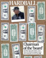 On the cover: Charman of the 'board' / On their way to the majors, more than a few Rockies...
