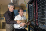 NYT4 - *FILE (NYT4) YORKTOWN, NY -- June 20, 2004 -- IBM-SUPERCOMPUTER -- Nearly five years ago,...