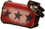Star accessories stay stylish long after the July Fourth weekend passes. Star bag ($42) and belt...