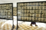 Phnom Penh, Cambodia.  Nov. 1, 2003.  Tuol Sleng Genocide Museum.   In May 1976, the Khmer Rouge...