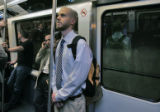 At DIA on March 7, 2006 Cherry Creek School District's, Overland High School teacher Jay Bennish...