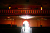 The original charm of Northwest Denver's Oriental Theater, located at 44th and Tennyson, still...