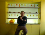 Andy Arnold (cq) lives at 1450 Wynkoop Street and posed on Tuesday, Feb. 21, 2006.  Home Front...