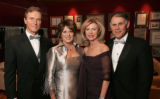 (Denver, Colo., March 4, 2006) Cindi and Keith Burge with Dianne and Tom Honig.  Saturday Night...