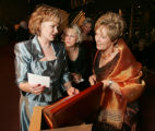 (Denver, Colo., March 4, 2006) Isabelle Clark, Sherry Clark (no relation), and Joanne Fisher...