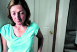 "Monique van Rhyn (cq - small""v"")  stepmother of  taser death of Ryan Michael Wilson,..."
