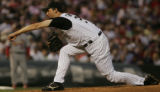 Colorado Rockies  LHP Jeff Francis during the fourth inning of play Monday night July 24, 2006 at...