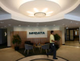 Inside the the McData headquarters in Broomfield Tuesday August 8, 2006.  Brocade is buying...
