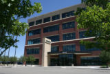 The McData headquarters in Broomfield Tuesday August 8, 2006.  Brocade is buying Broomfield-based...