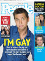 MWP1 - In an exclusive interview with PEOPLE magazine, former N Sync member Lance Bass, 27, talks...