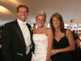(Denver, Colo., July 15, 2006) Callen, Keegan, and Tammy Borgias.  Debutante Ball at the...
