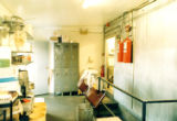 Davie's Chuck Wagon Diner back room