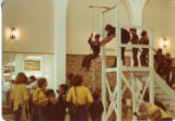 Boy Scouts at Villa Italia Mall