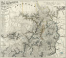 Map of Red Mountain and the mining region of San Juan, Ouray, San Miguel and Dolores Counties,...