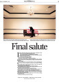 Final Salute (Winner of the 2006 Pulitzer Prize for Feature Writing)